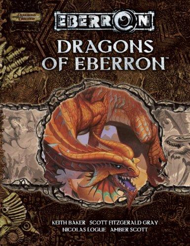 9780786941544: Dragons of Eberron (Dungeon & Dragons d20 3.5 Fantasy Roleplaying, Eberron Setting)