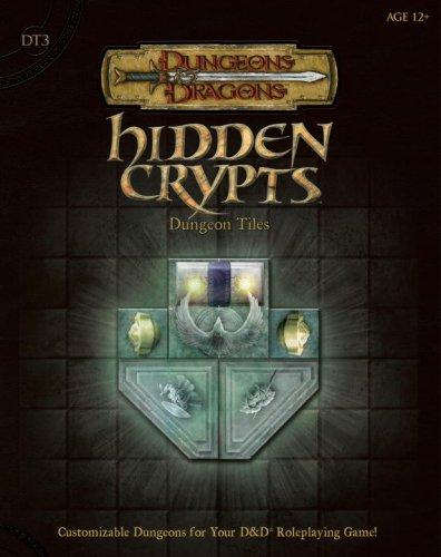 9780786941568: Hidden Crypts: Dungeon Tiles, Set 3