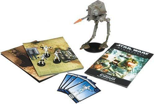 9780786941605: Star Wars Miniatures: Attack on Endor