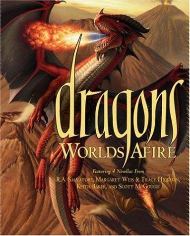 Dragons: Worlds Afire (Forgotten Realms): Salvatore, R.A., Weis,