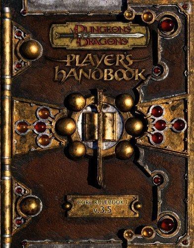 Player's Handbook, Version 3.5 (Dungeon & Dragons) (0786941928) by Jonathan Tweet; Monte Cook; Skip Williams