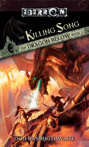 9780786942435: The Killing Song: The Dragon Below, Book 3