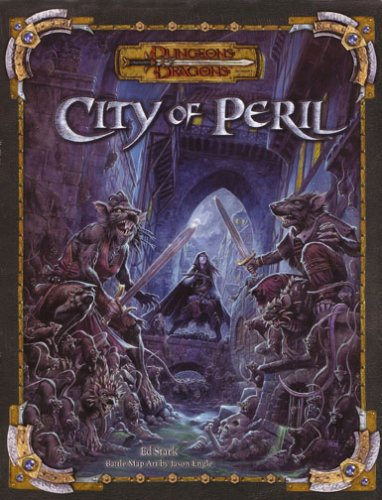 9780786943203: City of Peril (Dungeons & Dragons)
