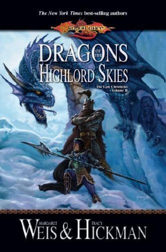 9780786943333: Dragons of the Highlord Skies (Dragon Lance: The Lost Chronicles, Vol. 2)