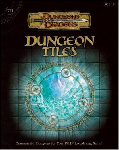 9780786943487: Dungeon Tiles (Dungeons & Dragons Accessory)