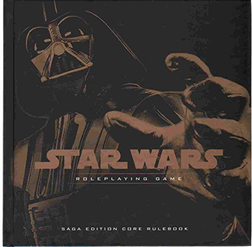 9780786943562: Star Wars Roleplaying Game Core Rulebook, Saga Edition