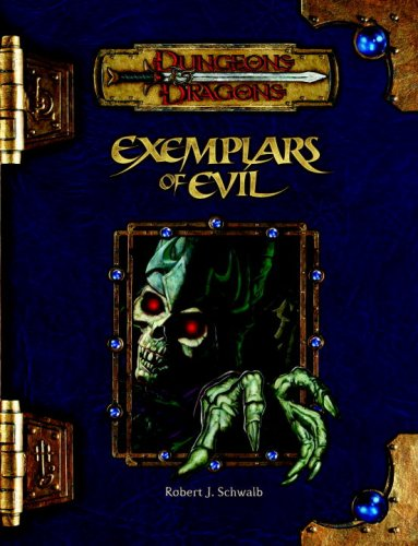 9780786943616: Exemplars of Evil (Dungeons & Dragons)