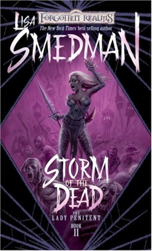 9780786947010: Storm of the Dead (Forgotten Realms: The Lady Penitent, Book 2)
