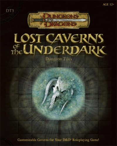 9780786947096: Lost Caverns of the Underdark: Dungeon Tiles 5 (Dungeons & Dragons) (No. 5)