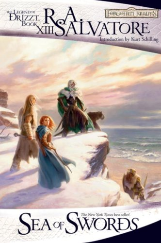 9780786947874: Sea of Swords: The Legend of Drizzt, Book XIII
