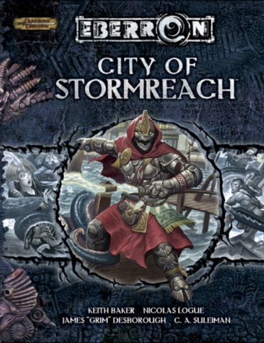 9780786948031: City of Stormreach (Eberron)