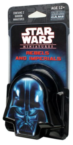 9780786948055: Star Wars Miniatures Rebels and Imperials