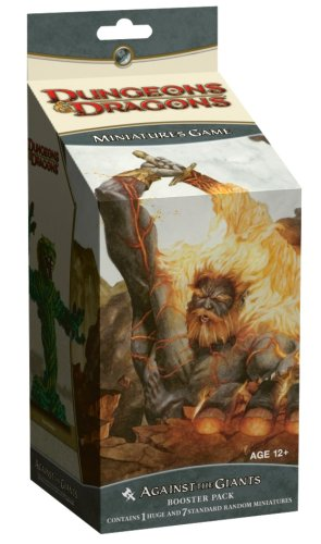 9780786948178: Against the Giants: A Dungeons & Dragons Miniatures Huge pack (D&D Miniatures Product)