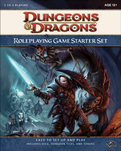9780786948208: Dungeons & Dragons Roleplaying Game Starter Set