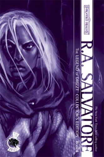 The Legend of Drizzt Collector's Edition, Book I (Book 1): R.A. Salvatore