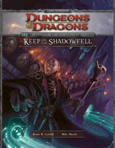 9780786948505: H1 Keep on the Shadowfell (Dungeons & Dragons)