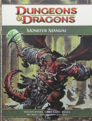 9780786948529: Monster Manual (Dungeons & Dragons)