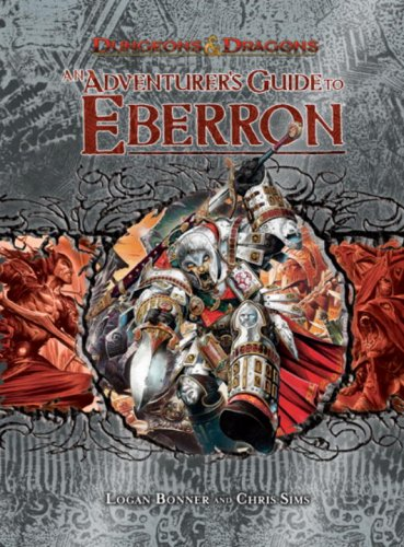 9780786948550: An Adventurer's Guide to Eberron