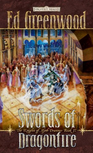 9780786948628: Swords of Dragonfire (Forgotten Realms: The Knights of Myth Drannor, Book 2)