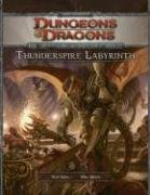 Thunderspire Labyrinth (Dungeons & Dragons, Adventure H2): Baker, Richard; Mearls, Mike