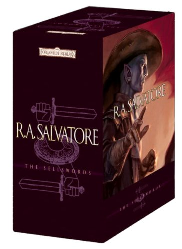 The Sellswords Gift Set: Salvatore, R.A.