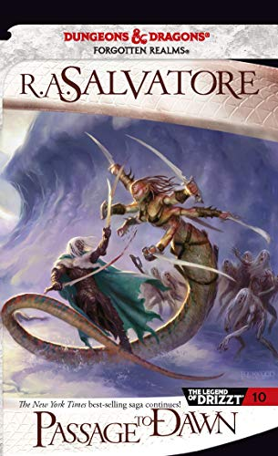 9780786949113: Passage to Dawn (The Legend of Drizzt, Book X)