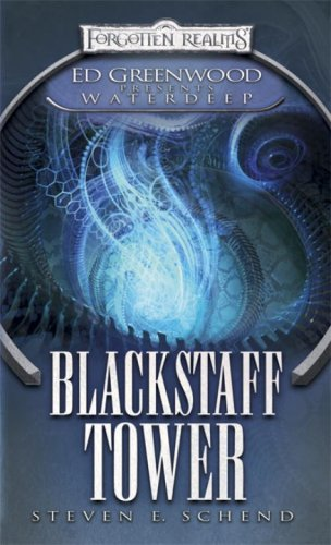 9780786949137: Blackstaff Tower: Ed Greenwood Presents Waterdeep