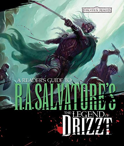 Readers Guide to the Legend of Drizzt: Philip Athans