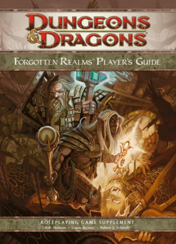 9780786949298: Forgotten Realms Player's Guide (Dungeons & Dragons)