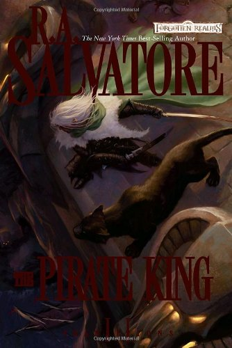 9780786949649: The Pirate King (Forgotten Realms: Transitions, Book 2)