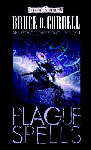 9780786949656: Plague of Spells (Forgotten Realms)