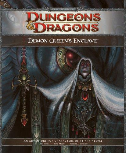 9780786949779: Demon Queen's Enclave (Dungeons & Dragons)