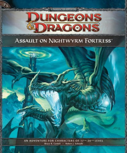 9780786950003: Assault on Nightwyrm Fortress (Dungeons & Dragons)