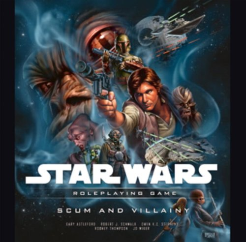 9780786950355: Scum and Villainy (Star Wars Roleplaying Game)