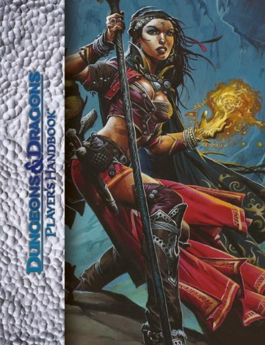 9780786950430: Player's Handbook: Arcane, Divine, and Martial Heroes (Dungeons & Dragons)