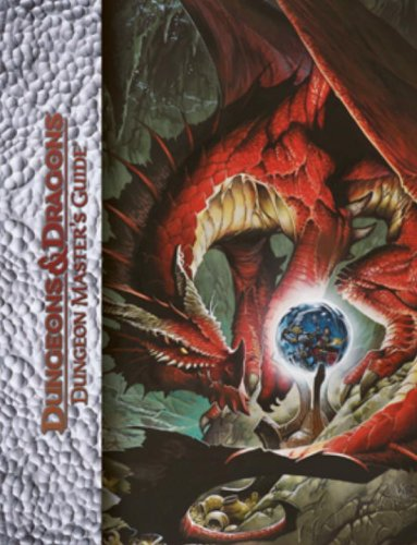 Dungeon Master's Guide - Deluxe Edition: A 4th Edition Core Rulebook (D&D Core Rulebook): ...