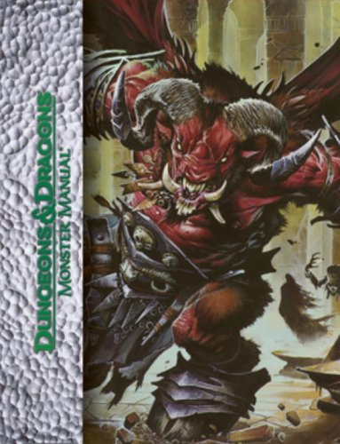9780786950454: Monster Manual: Roleplaying Game Core Rules (Dungeons & Dragons)