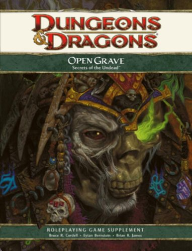 9780786950690: Open Grave: Secrets of the Undead (Dungeons & Dragons)