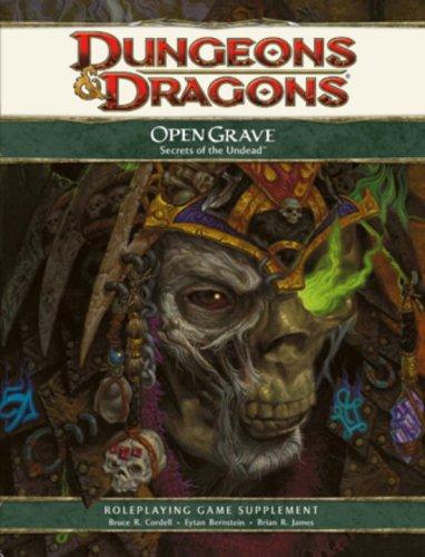 9780786950690: Open Grave: Secrets of the Undead: A 4th Edition D&D Supplement
