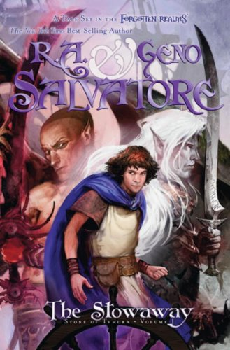 9780786950942: The Stowaway: Stone of Tymora, Book I