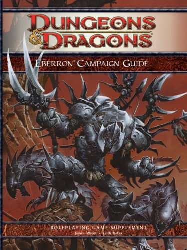 9780786950997: Eberron Campaign Guide: Roleplaying Game Supplement