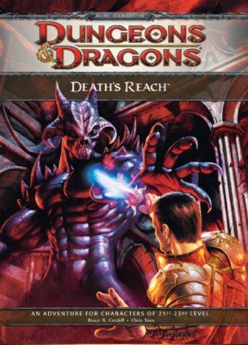 9780786951024: Deaths Reach (Dungeons & Dragons)
