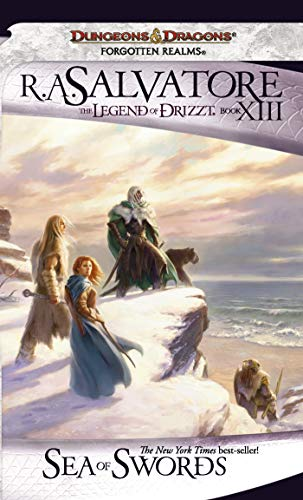 9780786951215: Sea of Swords: The Legend of Drizzt, Book XIII