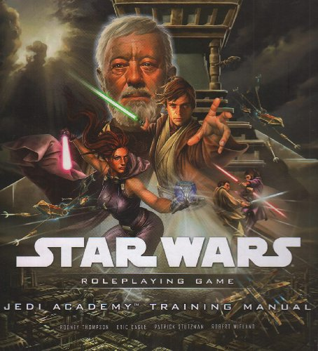 9780786951833: Jedi Academy Training Manual