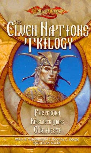 9780786951871: The Elven Nations Omnibus (Dragonlance)