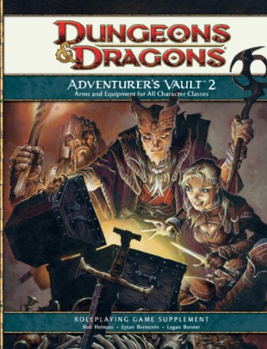9780786952045: Adventurer's Vault 2: Arms and Equipment for All Classes