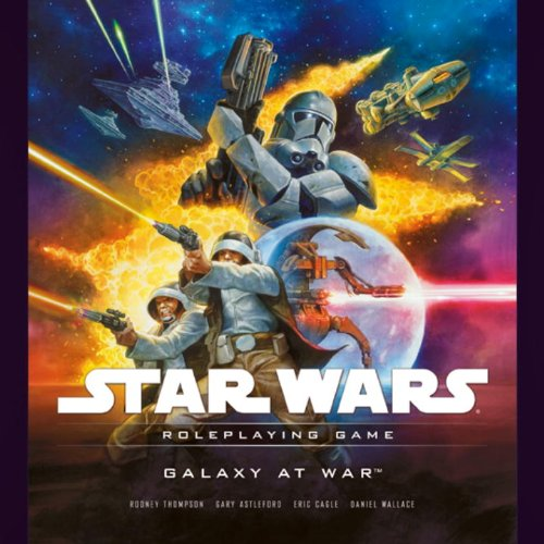 9780786952212: Galaxy at War: A Star Wars Roleplaying Game Supplement