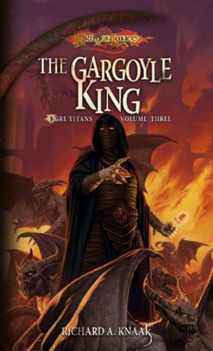 9780786952380: The Gargoyle King (Dragonlance)