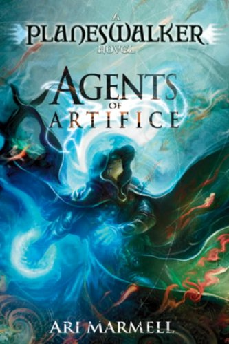 9780786952403: Agents of Artifice: A Planeswalker Novel (Planeswalkers)