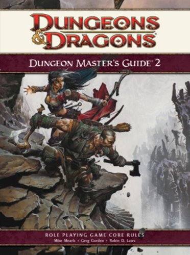 9780786952441: Dungeon Master's Guide 2 (4th Edition D&D)